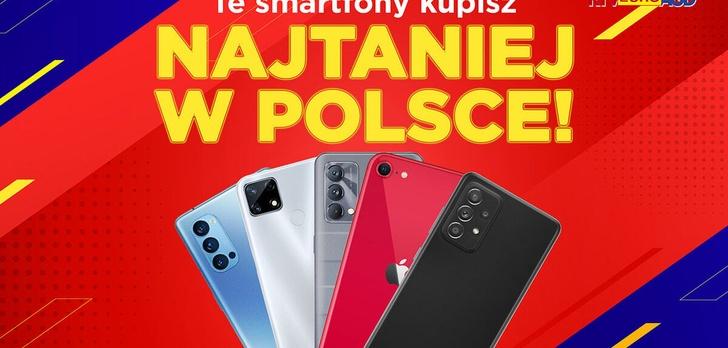 iPhone SE nawet 700 zł taniej! Smartfony taniej na 31. urodziny RTV Euro AGD