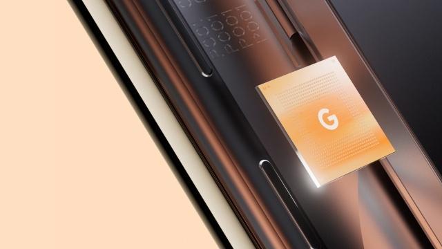 Autorski procesor Google może być zapowiedzią czegoś nowego