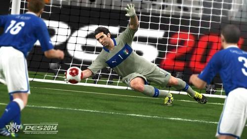 Konami Gamebook Pro Evolution Soccer 2014 PC ENG