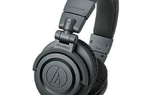 Audio-Technica ATH-M50X Limited Edition (szary matowy)