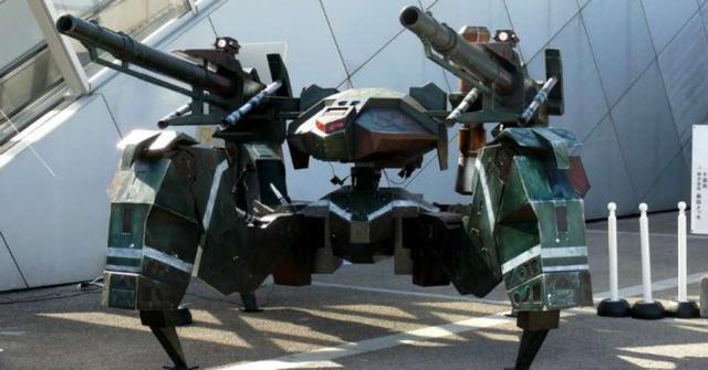 robot zabójca