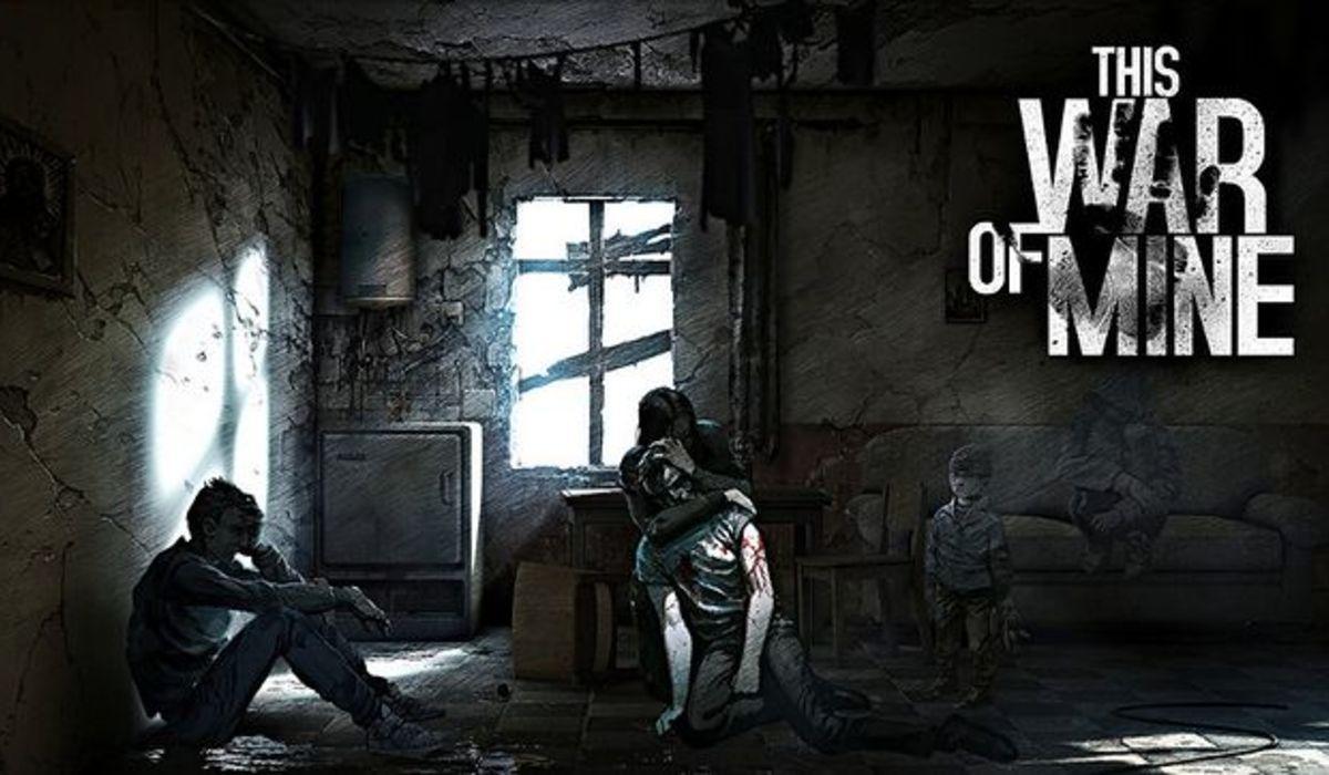 Obrazek promocyjny gry This War od Mine
