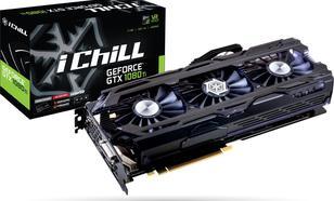 Inno3D iChill GeForce GTX 1080 TI X4 ULTRA, 11GB GDDR5X (352 Bit) DVI-D, HDMI, 3x DP, BOX (C108T4-1SDN-Q6MNX)