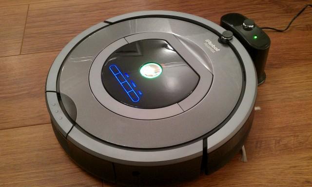 iRobot Roomba 780 - czyli inteligentny odkurzacz