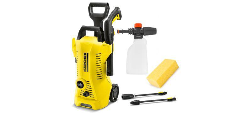 Karcher K2 Premium Full Control 1.673-420.0 to myjka z lancą Click Vario Power