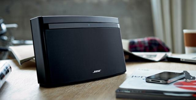 Bose SoundLink Air - nowy funkcjonalny bezprzewodowy głośnik