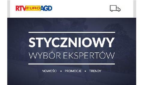 Styczniowe Promocje Smartwatchy od RTV EURO AGD!