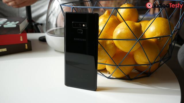 Samsung Galaxy Note9 aparat