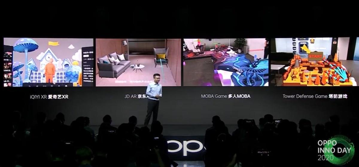 Gogle AR od Oppo to nie tylko gry, ale i edukacja