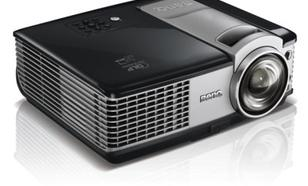 BenQ MP525ST – nowy projektor Short Throw