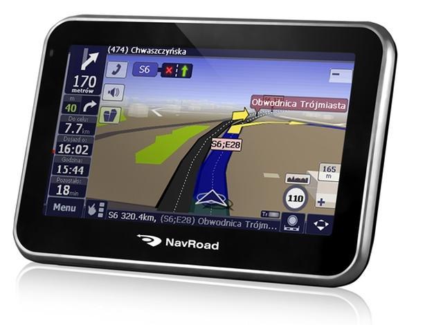 NavRoad NR470 Enovo - prezentacja