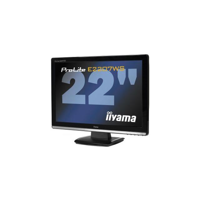 PORADA: Zmiana głośności - iiyama ProLite E2207WS-2