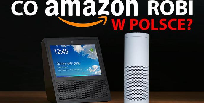 Co Amazon robi w Polsce? Relacjonujemy Innovation at Amazon