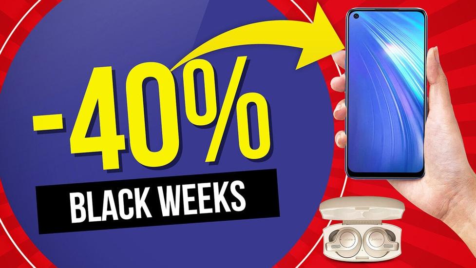 Black Weeks w pełni! Oszczędzaj na TWS, soundbarze i piekarniku