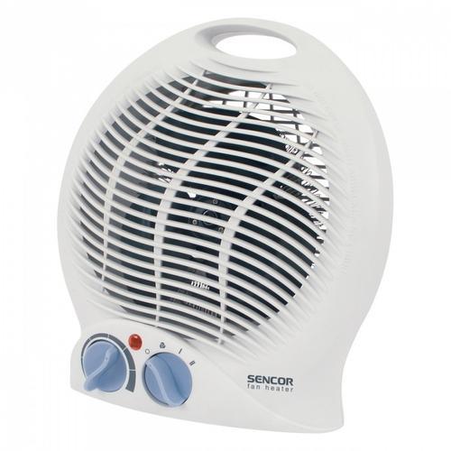 SENCOR SFH 8010 Moc 2000W, 2 poziomy mocy, chłodny nawiew, termostat