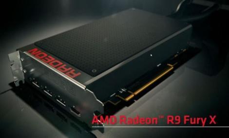 AMD Radeon R9 Fury X - Nowa Seria Kart Graficznych