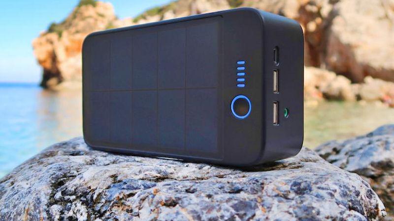 Powerbank solarny czyli pomysł na darmowe ładowanie baterii