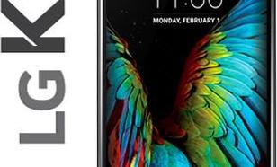 LG K10 DualSim Czarny (K430DS)