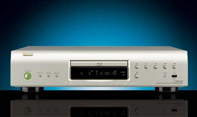 DENON DBP-2012UD - zaawansowany odtwarzacz Blu-ray z funkcjami sieciowymi