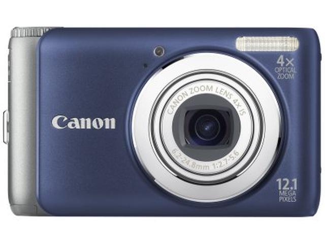 Canon PowerShot A3100 IS i PowerShot A3000 IS – łatwość obsługi i stylowy design w przystępnej cenie