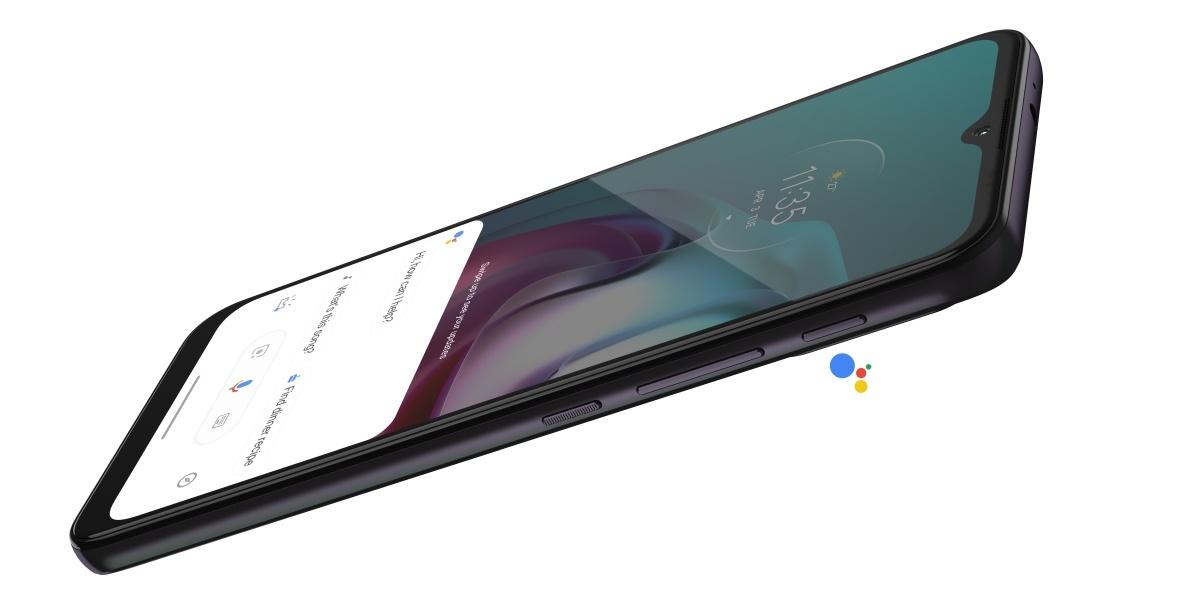 Motorola Moto G30 otrzymała przycisk do asystenta Google