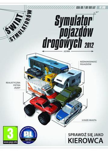 Symulator pojazdów drogowych 2012
