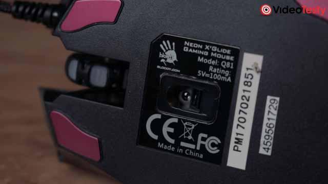 sensor myszki A4Tech Bloody