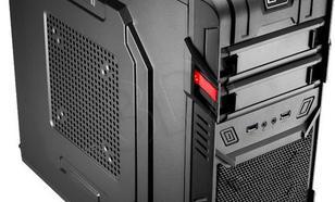 Aerocool GT ADVANCE BLACK USB 3.0 - CZARNA (AEROGTADVANCE-BK)