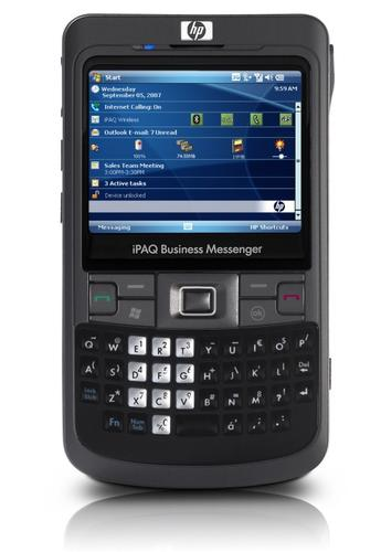 HP iPAQ 900 Business Messenger