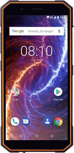 myPhone Hammer Energy 18x9 (czarno-pomarańczowy)
