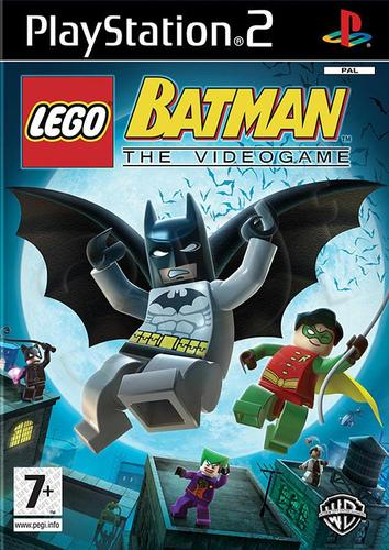 Lego Batman PS2