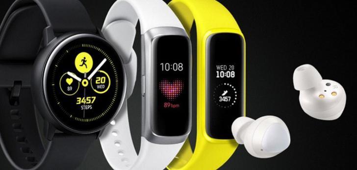 Samsung Cię ubierze - premiera smartwatcha, opasek i słuchawek