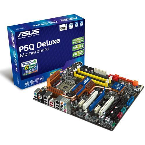 Asus P5Q Deluxe