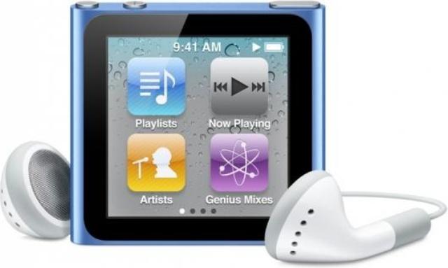 Apple iPod Nano ( 6 generacja )