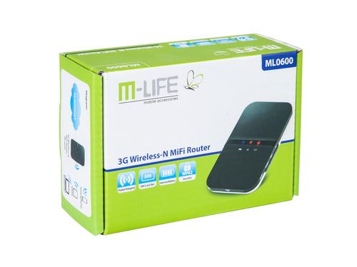 M-LIFE MODEM MIFI ROUTER 3G MLIFE