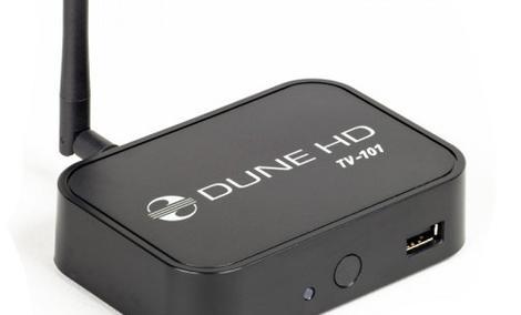 Dune HD TV-101W [UNBOXING]
