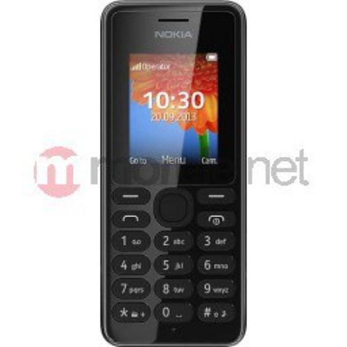 Telefon komórkowy Nokia 108 Black Dual Sim