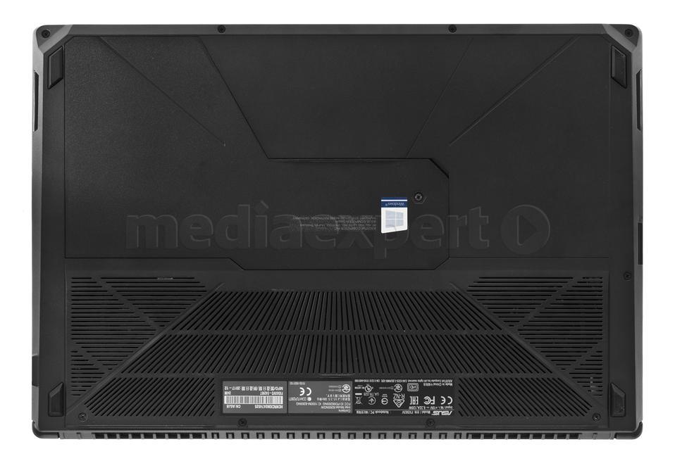 ASUS FX503VD-E4295T i5-7300HQ 8GB 1000GB GF-GTX1050