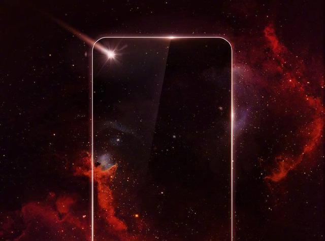 Huawei pokazuje notcha w rogu