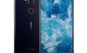 Nokia 8.1 DS 4/64GB (granatowy)