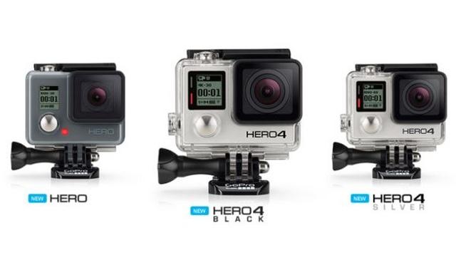 GoPro HERO 4, Czyli Nowa Generacja Kamer Do Zadań Ekstremalnych