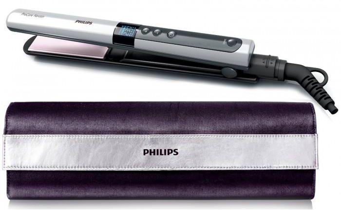 Prostownica Philips plus etui