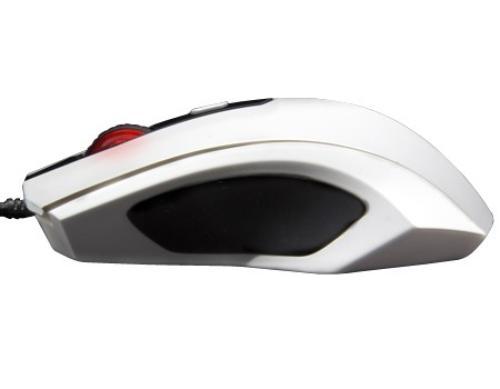 Ozone Xenon Biała Mysz optyczna 3500dpi dla graczy -avago sensor