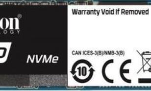 Kingston A1000 960GB PCIe x2 NVMe (SA1000M8/960G)