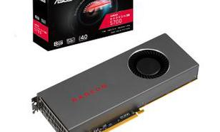 ASUS Radeon RX 5700 8GB - RATA GRATIS I W TYM ROKU NIE PŁACISZ