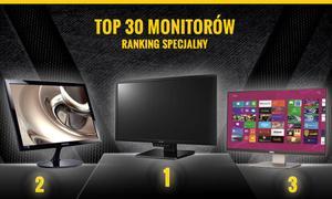 TOPowe Monitory Dla Każdego - Najnowszy Ranking TOP 30