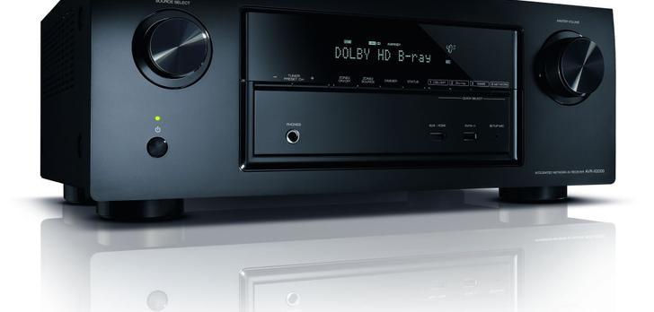 Denon przedstawia trzy amplitunery kina domowego z całkowicie nowej Serii X