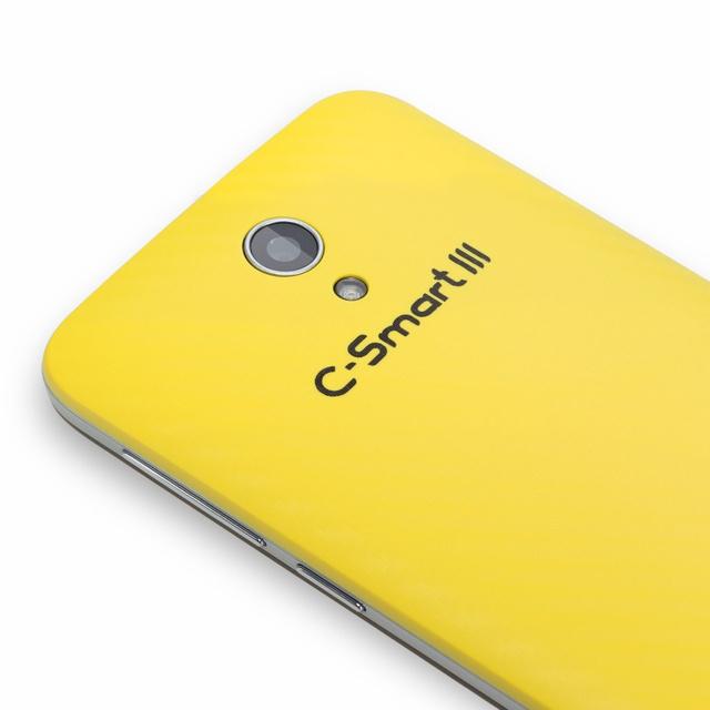 Żółty telefon