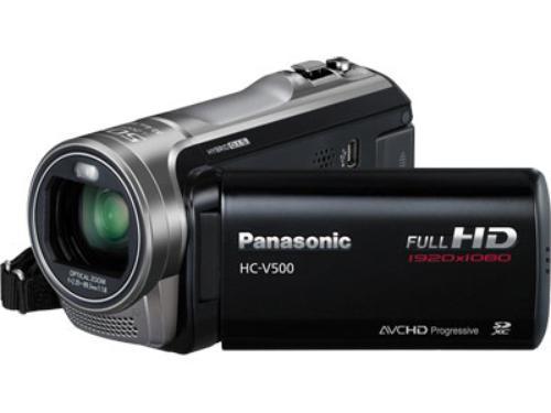 Panasonic HC-V500