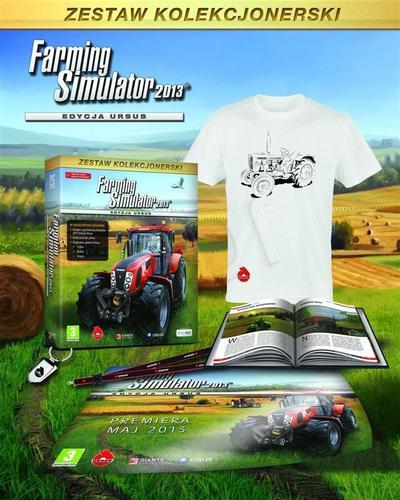 Ursus Farming Simulator 2013 - Zestaw Kolekcjonerski